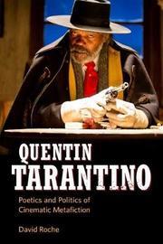 Quentin Tarantino by David Roche