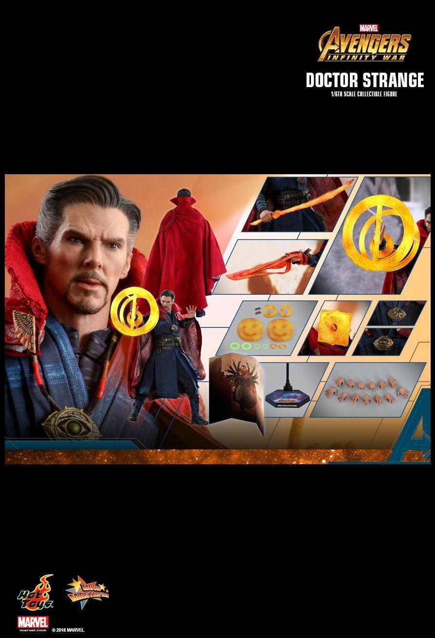 "Avengers: Infinity War - Doctor Strange - 12"" Articulated Figure image"