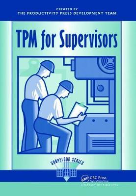 TPM for Supervisors by Productivity Press image