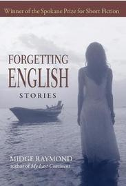 Forgetting English by Midge Raymond image