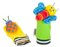 Lamaze: High Contrast Foot Finders