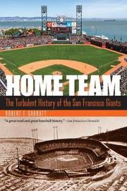 Home Team by Robert F. Garratt