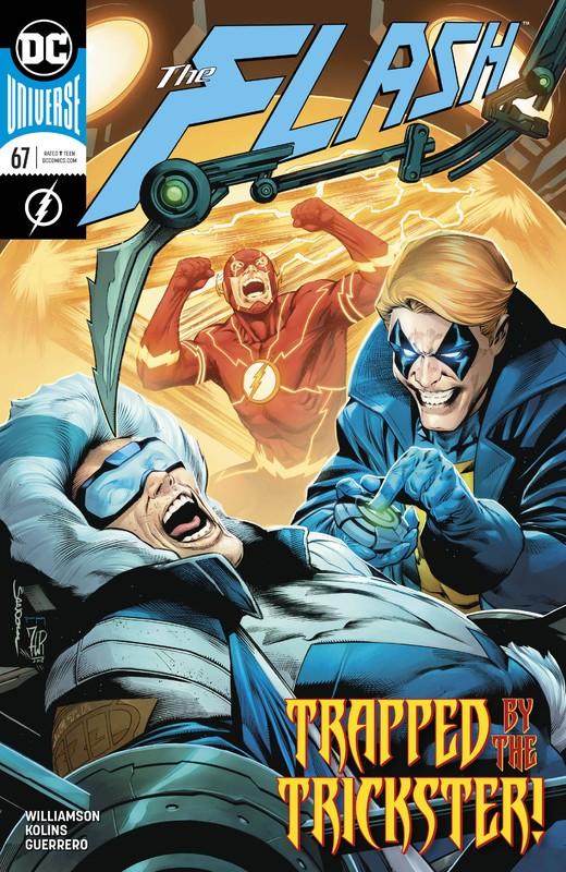 Flash #67 - (Cover A) by Joshua Williamson