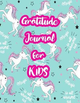 Gratitude Journal for Kids by Allisson Avery