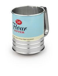 Original 1960's Flour Sifter