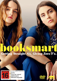 Booksmart on DVD image