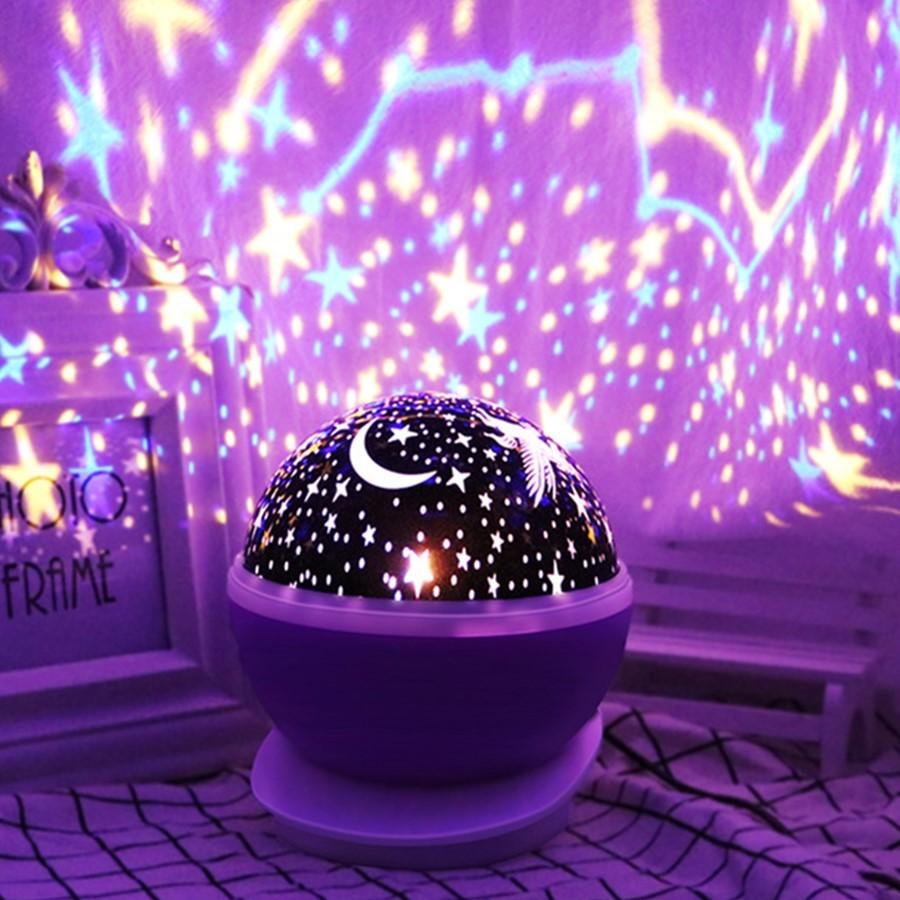 Unicorn Night Lamp - Blue image