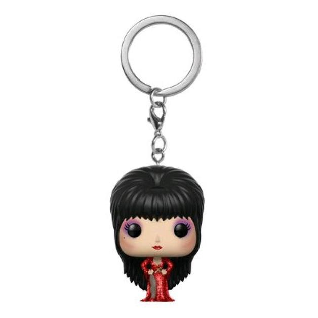 Elvira (Red Dress) - Pocket Pop! Key Chain