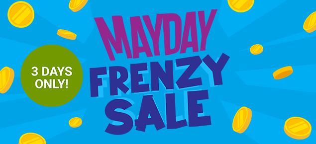 Mayday FRENZY Sale