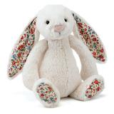 Jellycat: Bashful Bunny - Blossom & Cream