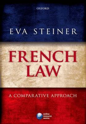 French Law by Eva Steiner image