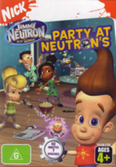 The Adventures of Jimmy Neutron - Boy Genius: Party at Neutron's on DVD