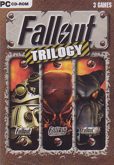 Fallout Trilogy (CD-ROM) for PC Games