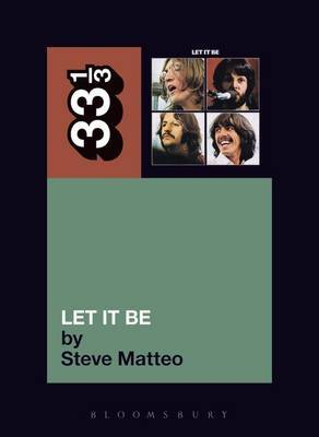 The Beatles' Let it be by Steve Matteo image