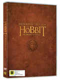 The Hobbit: An Unexpected Journey - Extended Edition DVD