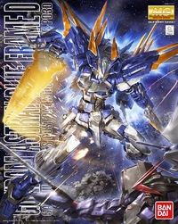 Gundam MG Gundam Astray Blue Frame D 1/100 Model Kit