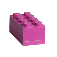LEGO Mini Box 8 (Pink)