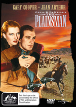 The Plainsman on DVD