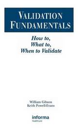 Validation Fundamentals by William Gibson