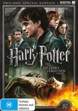 Harry Potter: Year 7 - The Deathly Hallows - Part 2 (Special Edition) DVD