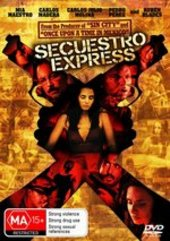 Secuestro Express on DVD