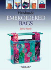Handmade Embroidered Bags by Jenny Rolfe