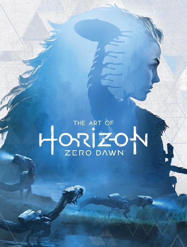 The Art of Horizon by Titan Books