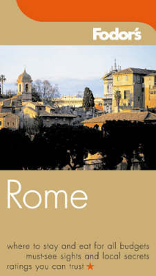 Rome by Eugene Fodor image