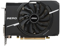 MSI GeForce GTX 1070 Aero 8GB OC Graphics Card
