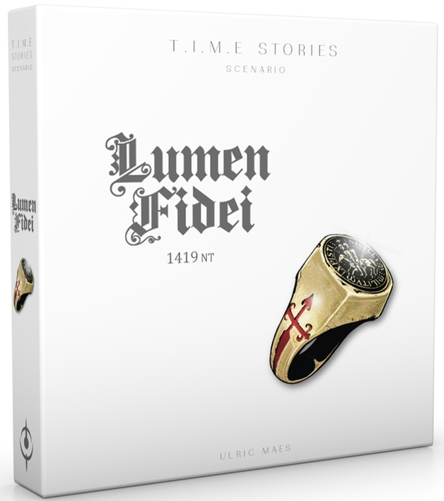 T.I.M.E Stories: Lumen Fidei - Board Game
