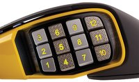 Corsair SCIMITAR PRO RGB MMO/MOBA Gaming Mouse - Yellow for PC Games image