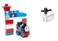 Mega Bloks: Thomas & Friends Playset - Thomas & Harold Rescue