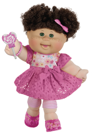 """Cabbage Patch Kids: 14"""" Plush Doll - Flower Girl (Assorted Designs)"""