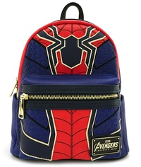 Loungefly: Marvel Iron-Spider - Cosplay Mini Backpack