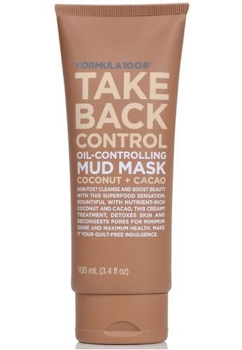 Formula 10.0.6 - Take Back Control Mud Mask (100ml)