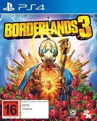 Borderlands 3 for PS4