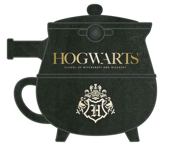 Harry Potter: Hogwarts Ceramic Single Serve Teapot