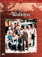 Waltons, The - Complete First Season (5 Disc Set) on DVD