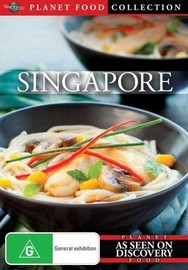 Planet Food: Singapore on DVD