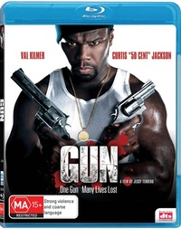 Gun on Blu-ray