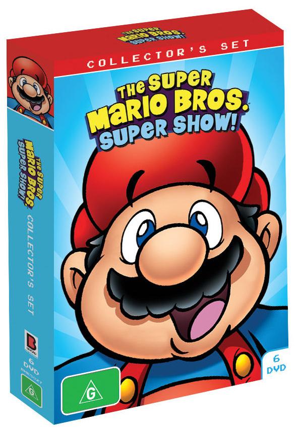 super mario bros super show wario