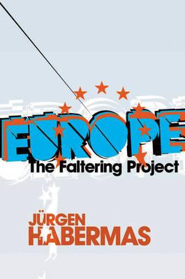 Europe by J'Urgen Habermas image