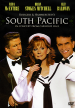 South Pacific - In Concert From Carnegie Hall on DVD