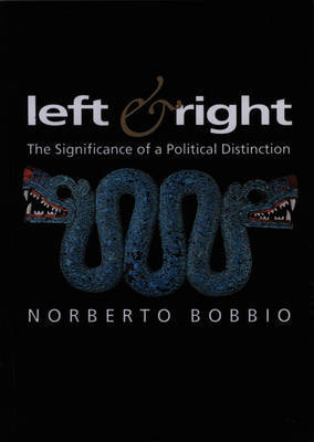 Left and Right by Norberto Bobbio