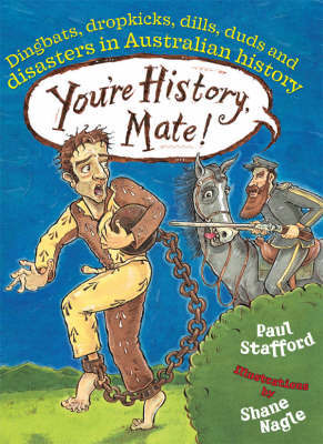 You're History, Mate! by Paul Stafford image