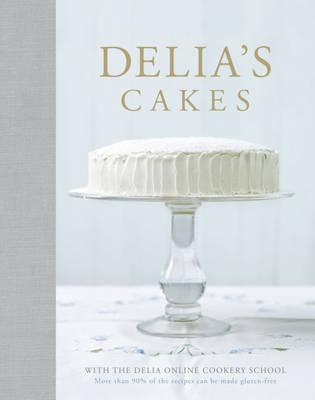 Delia's Cakes by Delia Smith image