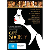 Café Society on DVD