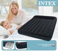 Intex: Queen Pillow Rest - Classic Airbed
