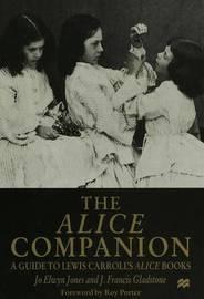 The Alice Companion by Jo Elwyn Jones image