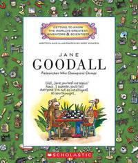 Jane Goodall by Mike Venezia image